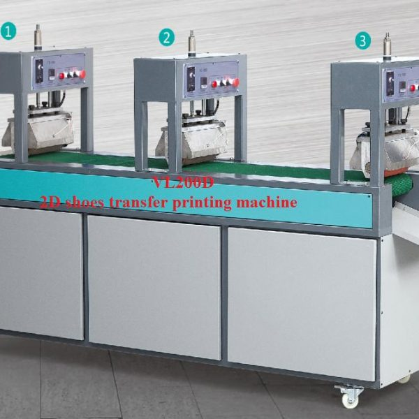 2D shoes transfer printing machine