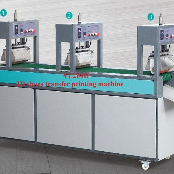 2D shoes transfer printing machine